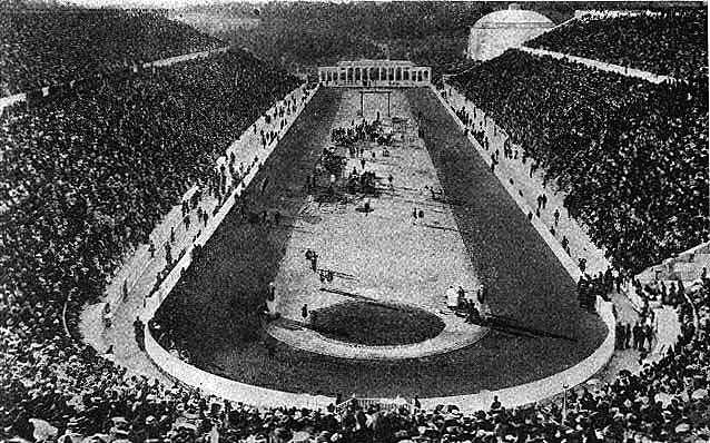 Παναθηναϊκό Στάδιο - 1906
